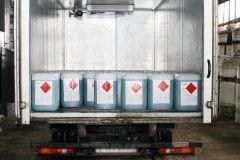 ПАО «Химпром» передает антисептики во все медицинские и социальные учреждения Чувашии в качестве благотворительной помощи Химпром