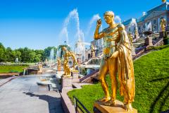 В Санкт-Петербурге. Фото: iStockНазвана музейная столица России музеи Санкт-Петербург рейтинг