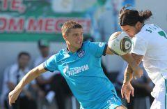 Зенит - Терек - 0:0Лидер до сих пор не испытал горечи поражений чемпионат России футбол