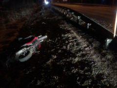 ДТП со скутером. Фото: bezformata.comВ Чувашии произошло ДТП с участием скутера, у водителя которого не было прав ДТП