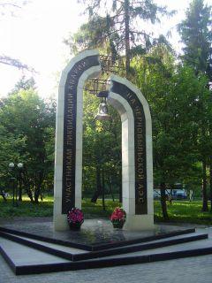 14 декабря горожан приглашают в Ельниковскую рощу на презентацию аллеи памяти  2017 - Год Ельниковской рощи Ельниковская роща