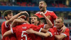 На что может рассчитывать сборная России на ЧМ-2018 favoritnr1.com ЧМ-2018 футбол