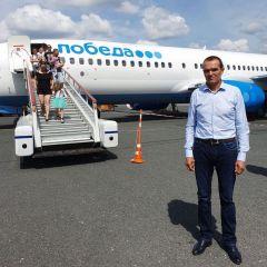 Михаил Игнатьев вернулся в Чувашию Глава Чувашии Михаил Игнатьев