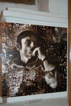 Портрет Андрея Тарковского из сотен мелких кадровВсего на век моложе Москвы Путешествуем по России