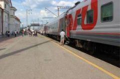 Поезд будет курсировать с 15 апреля по 31 июляВ Чувашии начал курсировать пригородный поезд от Чебоксар до Канаша пригородный поезд