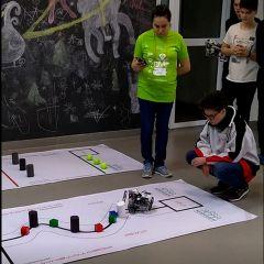 """От """"Лего"""" до космоса. Участники """"ProFest-2019"""" показали, на что способны их роботы Цифровая Чувашия ProFest-2019"""