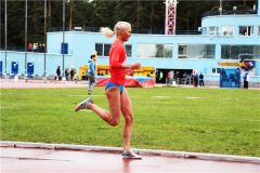 Легкоатлеты Чувашии взяли командное «серебро» на чемпионате Поволжья