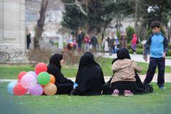 Пикник по-турецки.Стамбул Великолепный Колесо путешествий