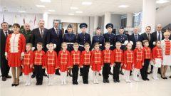 В Чебоксарах состоялся I республиканский кадетский форум