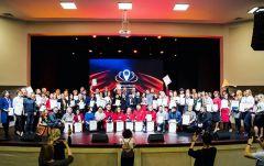 Награждение победителей в Ижевске. Фото: cap.ruТурмаршрут по Чебоксарам признан лучшим в России Всероссийский конкурс