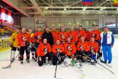 Главный приз турнира памяти Германа Шашурина впервые отправился в Саранск ХК Сокол