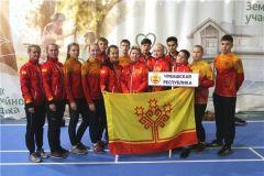 Новочебоксарцы  в составе сборной Чувашии достойно выступили на юниорском первенстве России по спортивному туризму