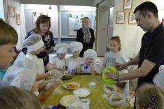 Мастер-класс от шеф-повара состоялся в Литературном музее Чебоксар