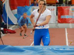 Столица Чувашии приняла Всероссийский турнир по прыжкам с шестом прыжки с шестом 12 июня — День России