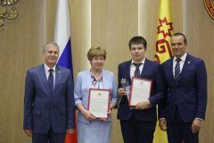 Михаил Игнатьев встретился с победителями и призерами Всероссийской олимпиады школьников