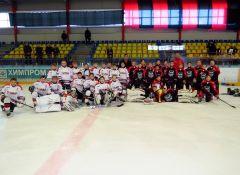 Кубок Поволжья уехал в Альметьевск Кубок Поволжья по хоккею
