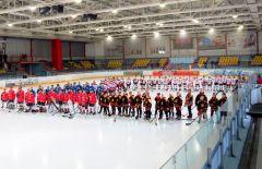 В Новочебоксарске стартовал зональный турнир Первенства России (ПФО) среди юношей 2008 г.р.