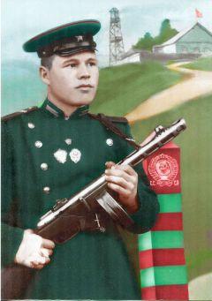 А.И.Кулагин в 1951 годуЧебоксарская ГЭС поздравила с Днем Победы ветерана-гидроэнергетика А.И.Кулагина РусГидро
