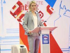Алена Аршинова: Высокие показатели явки и предварительные итоги определили будущее уверенное развитие нашей страны Поправки в Конституцию