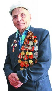 Александр Рекеев.  Фото из архива редакцииЕго войной стала Курская битва Лица Победы Бессмертный полк