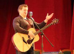Фото Анны АНФИМОВОЙСледующую песню  посвящу Новочебоксарску Павел Усанов Любэ