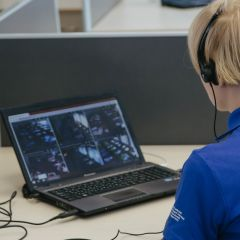 Система видеонаблюдения «Ростелекома» за ЕГЭ-2019 осуществила более 4,5 млн часов трансляций с видеокамер Филиал в Чувашской Республике ПАО «Ростелеком»