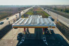 «Шелл» и «Хевел» реализовали первый проект по обеспечению  АЗС солнечной энергией ГК Хевел