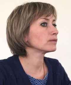 Александра ОшероваДым на набережной дым Геона