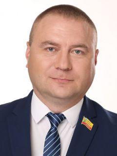 Алексей АЛБУТОВ, депутат по Ельниковскому избирательному округу № 15Поздравлем новочебоксарцев  с Новым годом!