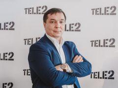 Директор чебоксарского филиала Tele2 Александр МедюковАлександр Медюков: «Чувашские абоненты Tele2 качают больше московских» TELE2