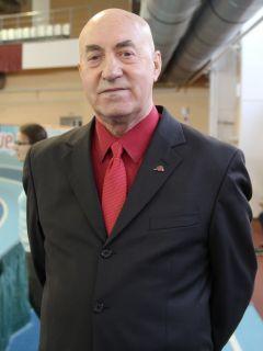 Заслуженный тренер ЧР Алексей Алексеев Тренер паралимпийцев Активное долголетие