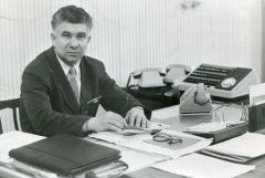 Алексей Андреев на рабочем месте. Фото середины 90-хК трудовым подвигам готовы Человек труда