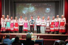 Ансамбль ШевлеЧебоксарская ГЭС поддержала фестиваль творчества инвалидов по зрению РусГидро