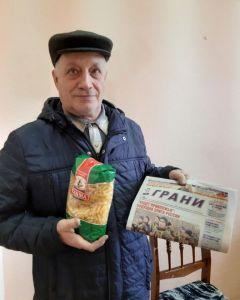 Николай АрбузовНиколай Арбузов:  С газетой по жизни