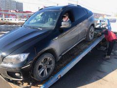 BMW X6 отправляется на штрафстоянку, так как водитель пьян.Осторожно:  пьяный водитель! Рейд нетрезвый водитель