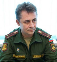 Сергей БАРАНОВ,  военком НовочебоксарскаСлужить я рад! призыв