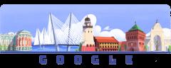 День России Google отметил праздничным дудлом  12 июня — День России