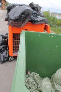 Без переработки остается мало мусораПочти весь мусор, собранный на акции «оБЕРЕГАй» в Новочебоксарске, отправили во вторичную переработку РусГидро