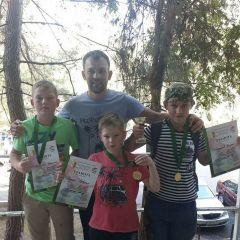 Три медали из Абхазии Спорт - норма жизни