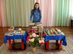 "100 книг в подарок  акция ""Подари книгу"""