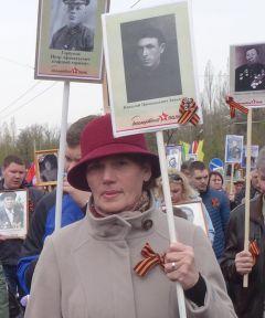 Татьяна Николаевна ЧерёмушкинаНикто не забыт, ничто не забыто! День Победы Бессмертный полк