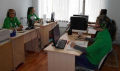 В call-центре. Фото автораПредварительная запись время сбережет, или 900 секунд в поликлинике