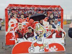На Красной площади в Чебоксарах покажут матчи Чемпионата мира по футболу Чемпионат мира по футболу 2018