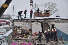 """Фото Валерия БаклановаСпасатели открыли """"горячую линию"""" спасатели горячая линия взрыв бытового газа"""