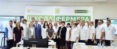 Россельхозбанк открыл «Школу фермера» в Чувашской Республике Россельхозбанк