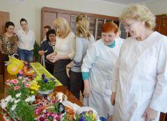 «Пасхальное чудо - 2014» в стоматологической поликлинике Новочебоксарска Новочебоксарская городская стоматологическая поликлиника