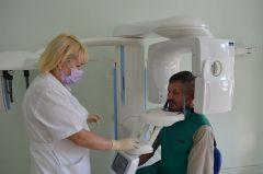 Фото из архива стоматологической поликлиникиВ ногу со временем Новочебоксарская городская стоматологическая поликлиника День Республики-2013