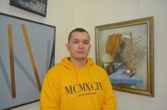 Начинающие творцы. В Новочебоксарске открылась III молодежная выставка Выставка III молодежная выставка