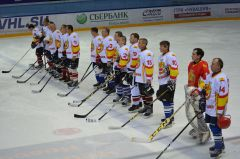 Команда Кабинета Министров Чувашской Республики.Хоккей на высшем уровне  хоккей