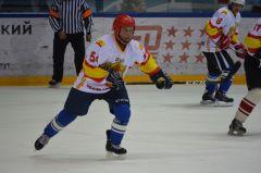 Сергей Мартьянов, представитель команды Кабинета Министров Чувашии.Хоккей на высшем уровне  хоккей